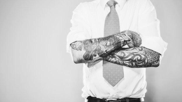 Camisa i corbata