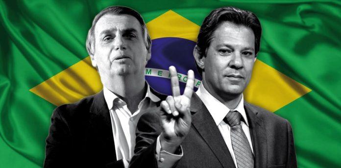 Bolsonaro i Haddad