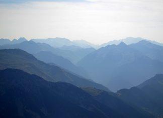 Pirineus cap a Andorra