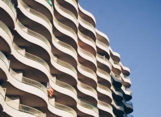 Estelada al balcó