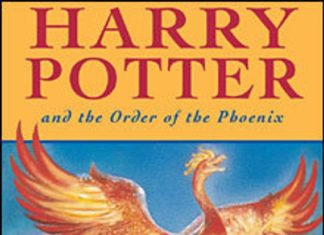Portada de Harry Potter amb un fènix