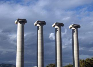 Columnes de Puig i Cadafalch